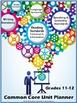 Grade 11-12: Common Core Curriculum Planning Bundle