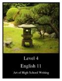 Grade 11 English Writing Development
