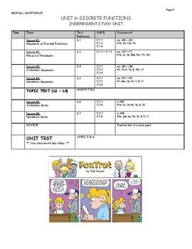 Mcr3u Workbook