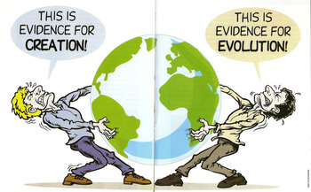 Grade 11 and 12 Evolution Unit- Creationism vs Science DEBATE!