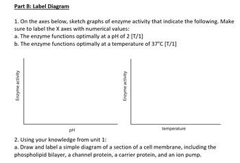 Grade 12 Biology MIDTERM