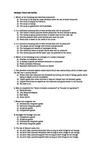 Grade 12 Economics Final Exam