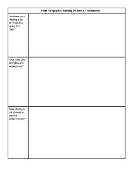 Grade 12, World Literature Final Reflection