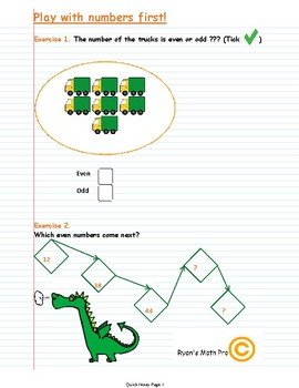 Grade 2-3 Math Collection Part 1