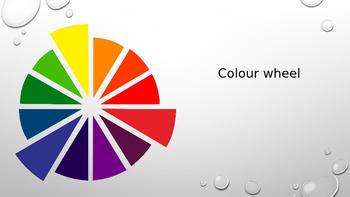 Grade 2-4 ESL - Colour Science Class PPT