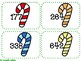 Grade 2 - Add and Subtract 10 and 100 - Candy Cane Hunt