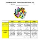 Grade 2 Addition/Subtraction Assessment Pkg - 2020 Ontario