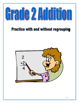 Grade 2 Addition Practice
