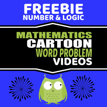 Addition and Subtraction Word Problems Video Series (Pack 1)