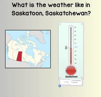 Grade 2 Alberta Social Studies/Science - What is the weather?