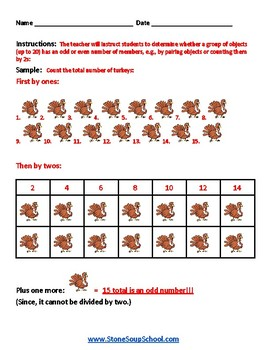 Grade 2  -  Algebraic Operations  for Traditional Students - Common Core