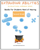Grade 2 Bundle for Students Hard of Hearing