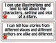 Grade 2 CC I Can Statements ELA & Math Bundle