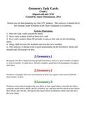Grade 2 CCSS Geometry Task Cards