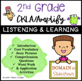 Grade 2 CKLA | Domain 10 | Listening and Learning Slideshows