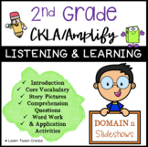Grade 2 CKLA | Domain 11 | Listening and Learning Slideshows