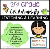 50% OFF FLASH SALE!! Grade 2 CKLA | Domain 5 | Listening a