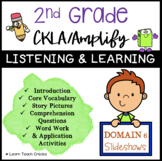50% OFF FLASH SALE!! Grade 2 CKLA | Domain 6 | Listening a