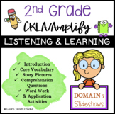 Grade 2 CKLA | Domain 7 | Listening and Learning Slideshows
