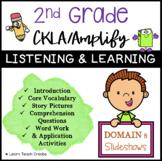 50% OFF FLASH SALE!! Grade 2 CKLA | Domain 8 | Listening a