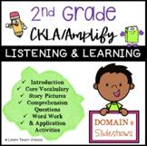 50% OFF FLASH SALE!! Grade 2 CKLA | Domain 9 | Listening a