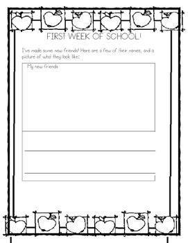 Grade 2 Centers Workbook (Journey's Unit 1)