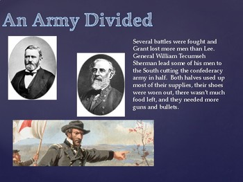 Grade 2 Civil War - Based on the Core Knowledge Curriculum