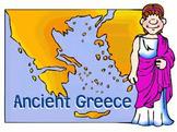 Grade 2 Common Core Domains - Ancient Greece