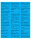Grade 2 Common Core ELA standards labels