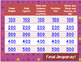 Grade 2 Common Core Jeopardy ***BUNDLE***