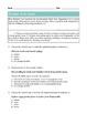 Grade 2 Common Core Language: Editing and Revising -- Health