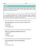 Grade 2 Common Core Language: Editing and Revising -- Nature