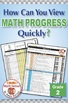 Grade 2 Common Core Math EXCEL Goal Tracker Spreadsheet wi