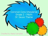 Grade 2 Common Core Math Standards Tufts Colored Tree Bright
