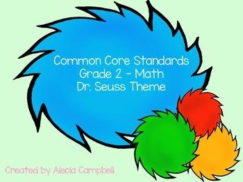 Grade 2 Common Core Math Standards Tufts Colored Tree Bright