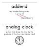 Grade 2 Common Core Math Vocabulary