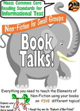 Grade 2 Common Core Non Fiction Reading Groups