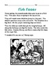 Grade 2 Common Core Reading: Fish Faces