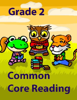 Grade 2 Common Core Reading: October Fun