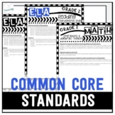 Grade 2 Common Core State Standards