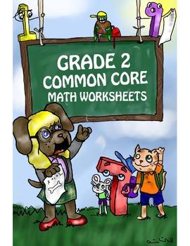 Grade 2 Common Core State Standards Mathematics Value Bundle