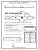 Grade 2 Core Curriculum Math Test - Extended Response Questions
