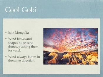 Grade 2 Desert Presentation