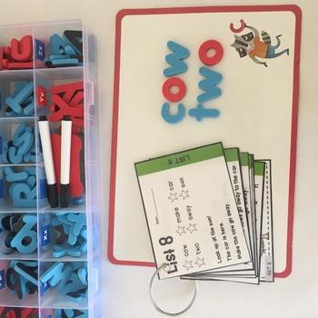 Grade 2 Dolch Sight Words Cards - NO PREP, Printable, Pyramid Reading