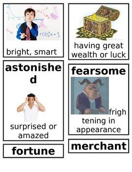 Grade 2: Domain 1 Core Vocabulary Image Cards