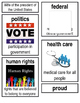 Grade 2: Domain 12: Fight for a Cause Common Core Vocabulary Image Cards