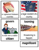 Grade 2: Domain 5: The War of 1812 Common Core Vocabulary
