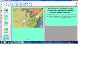 Grade 2- ELA Domain 7- Westward Expansion (Lesson 2)