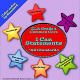 Grade 2 Common Core ELA I Can Statements