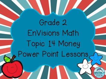 Grade 2 EnVisions Math Topic 14 Common Core Aligned Power